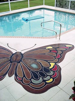 Start your own decorative concrete business