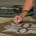 KaleidoCrete Concrete Engraving System From Engrave-A-Crete