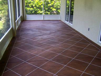 Decorative Concrete Timeless Tile Patterns Groov E