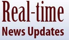 Real-time News Updates on Facebook
