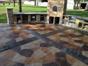 Concrete Revival flagstone