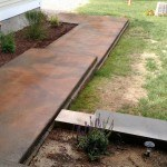 Visions N Crete decorative concrete stain