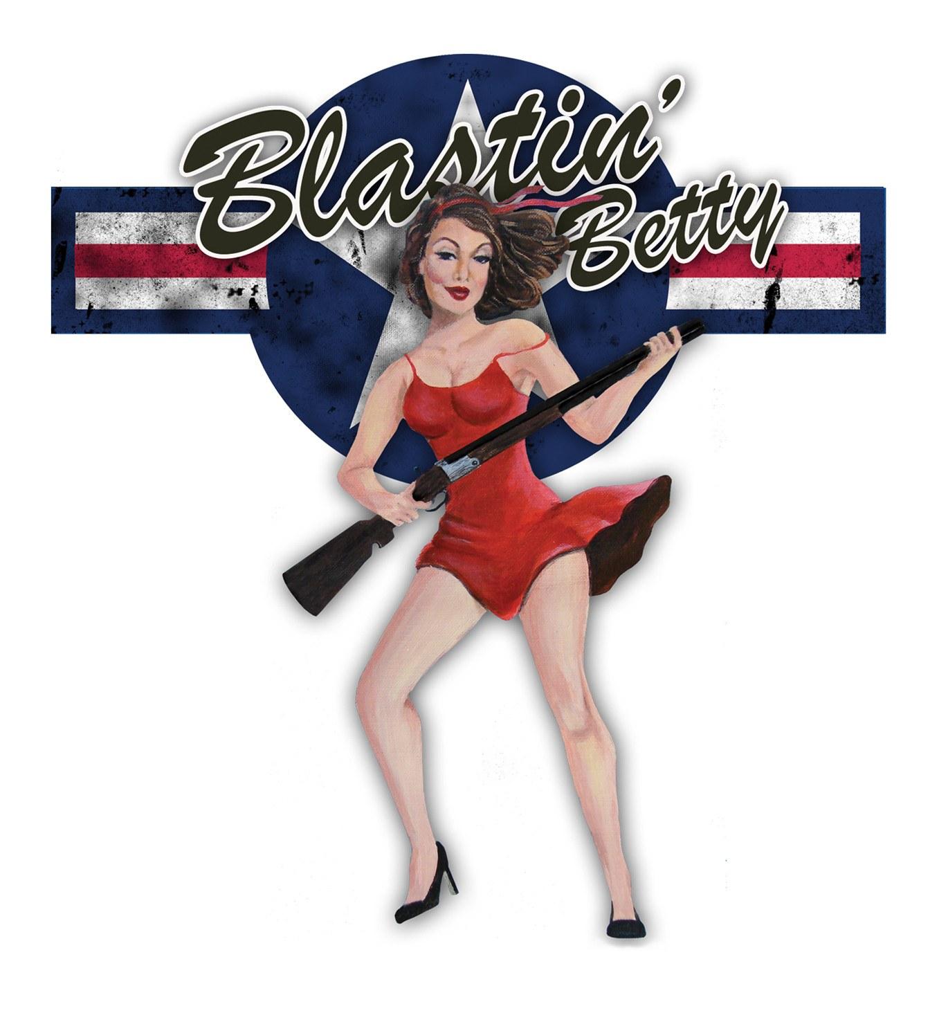 Blastin' Betty