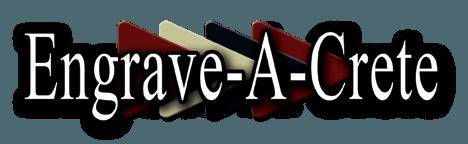 Engrave-A-Crete Logo