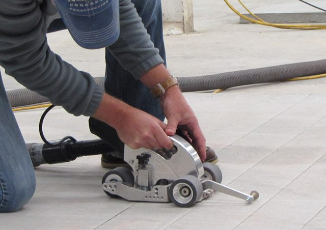 Mongoose 3 | Decorative Concrete Engraving Saw – Engrave-A-Crete