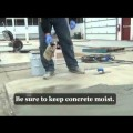 How to Apply Mantello Resurfacer with a Hard Trowel