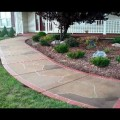 Decorative Concrete Before and After